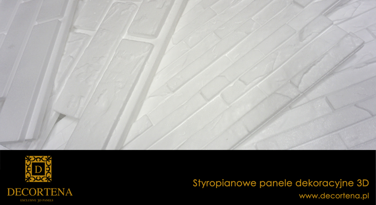 Decortena Styropianowe Panele Dekoracyjne 3d Imitacja Cegły