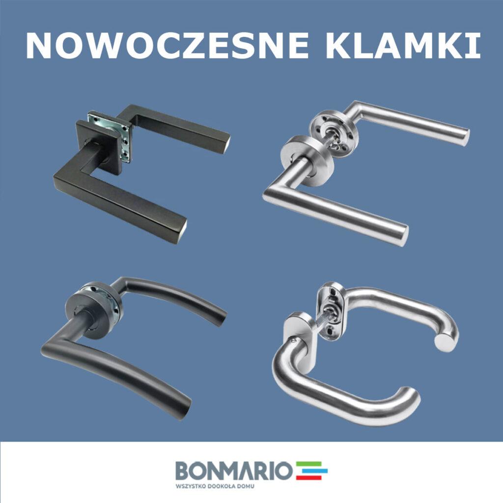 Klamki dodrzwi wsklepie internetowym bonmario.com